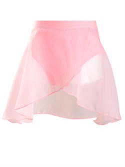 Freed of london rosa chiffon skirt børn