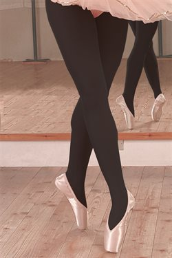 Pridance ballet tights sort