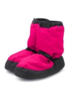 Warm up rosa boots Bloch til ballet og dans