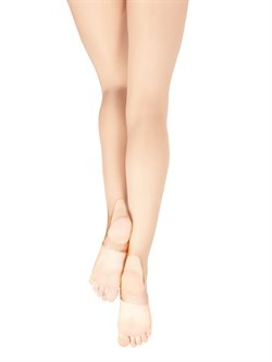 Capezio Light sun tan tights m. andefod