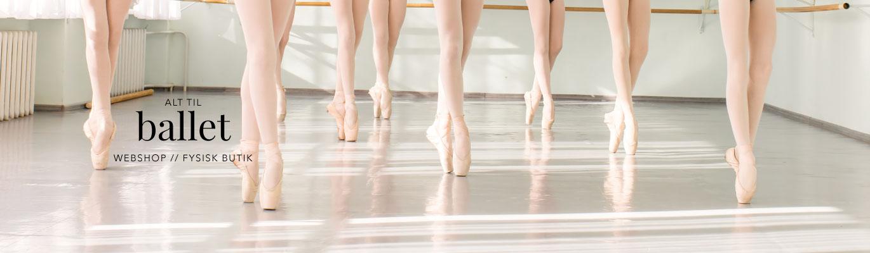 Dansesko og tøj til alt slags dans Dansebutikken