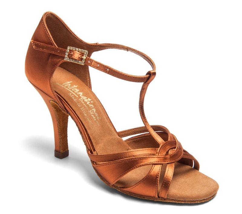 3b64ab8b1320 Dansesko til salsa damer - køb salsa sko hos Dansebutikken