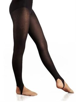 Pridance sort tights m. strop