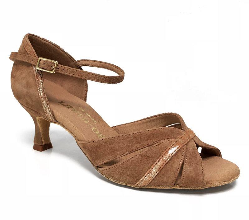 Dansesko til salsa damer køb salsa sko hos Dansebutikken