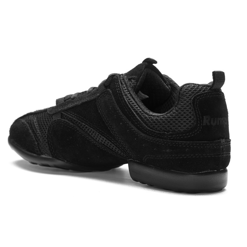 0bd57227c40 Sneaker Rumpf til linedance/swing m.pu sål