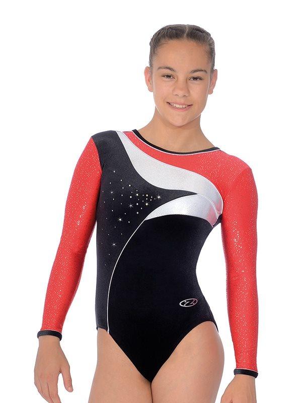 885ddfeb4ed0 Flotte gymnastikdragter til piger til gode priser - Dansebutikken